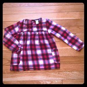 ❤️4 darling red plaid shirt!